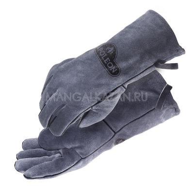 Перчатки кожаные, 2 шт.Napoleon 62147
