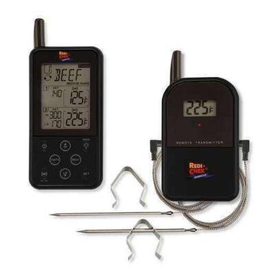 Двухблоковый дистанционный термометр для мяса (Чёрный) Maverick housewares ET-733BLACK