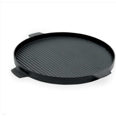 Сковорода чугунная планча, двусторонняя, Big Green Egg 117656