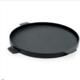 Сковорода чугунная планча, двусторонняя, Big Green Egg 117656 bbq24