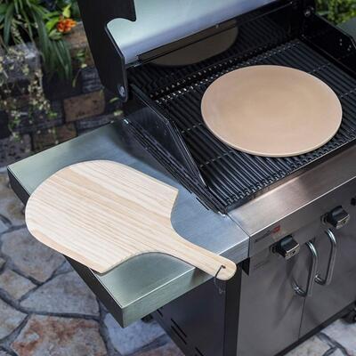 Камень и лопатка для пиццы Char Broil 9185577