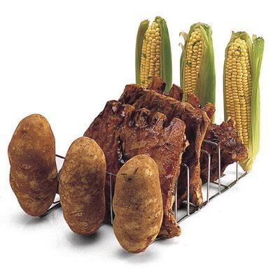Подставка для запекания картофеля и ребер Char Broil 3784740