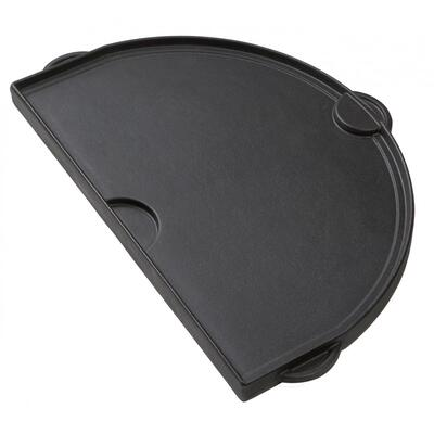 Плита, планча чугунная 32x47x1.5 см для гриля  Primo X Large Oval