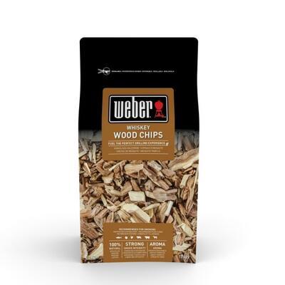 Щепа Weber Дуб Виски 0,7 кг 17627