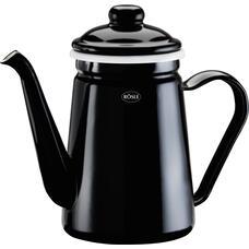 Чайник эмалированный для гриля, 1.1 л. ROSLE