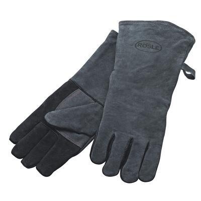 Кожаные перчатки 2 шт. ROSLE R25031