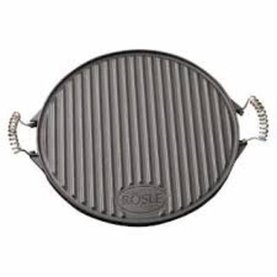 Круглая чугунная сковородка 40 см ROSLE R3450