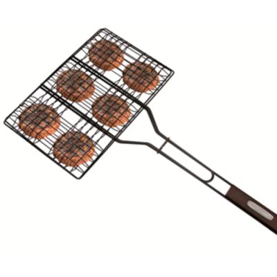 Решетка для жарки гамбургеров, 34 х 23 х 2,5 см Broil King 24938