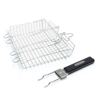 Решетка для приготовления, стальная, с ручкой Broil King 65070