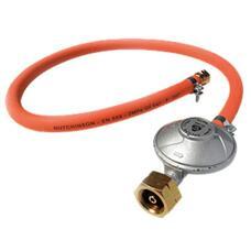 Регулятор газа (редуктор) и шланг, 30 мбар GRANDHALL