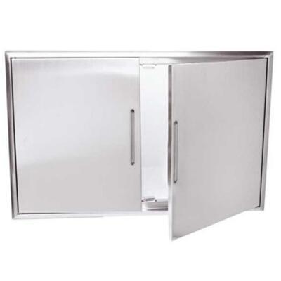 Встроенные двойные дверцы SABER K00AA2414