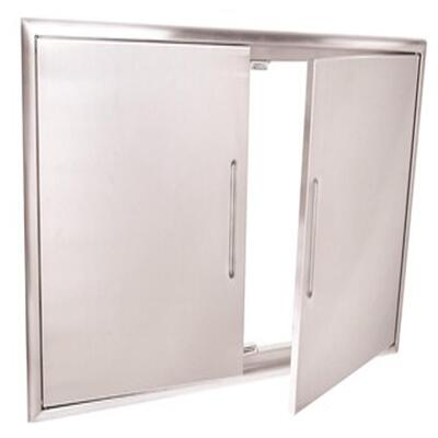 Встроенные двойные дверцы SABER K00AA2314